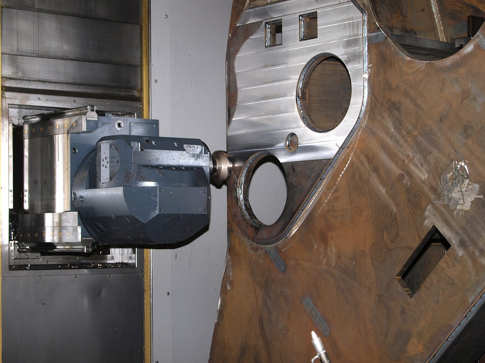 Używane tokarki do metalu