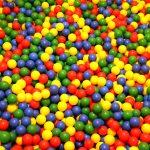 basen z piłeczkami Liger